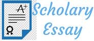 Scholary Essay logo